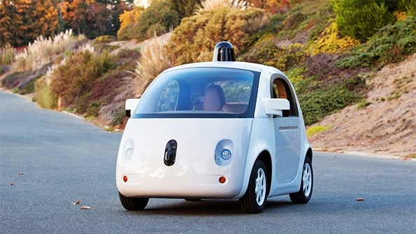 Google Car Could be its Own Driver