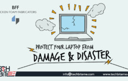 Protect Your Laptop from Damage & Disaster