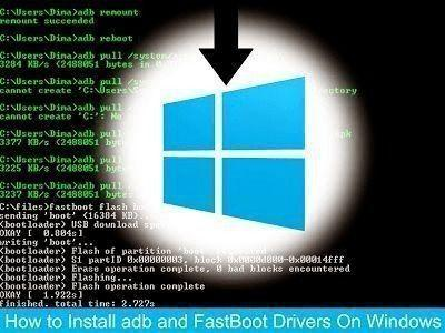 Descargar SDK para Android e instalar ADB y fastboot Drivers en Windows