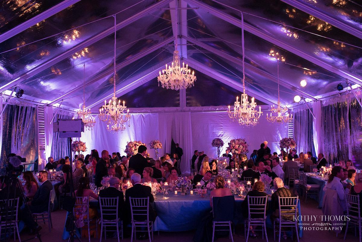 clear tent wedding orlando wedding rental Clear Tent Wedding Orlando