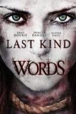 Nonton Film Last Kind Words (2012) Subtitle Indonesia Streaming Movie Download