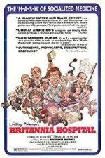 Nonton Film Britannia Hospital (1982) Subtitle Indonesia Streaming Movie Download