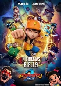 Nonton Film BoBoiBoy Movie 2 (2019) Subtitle Indonesia Streaming Movie Download