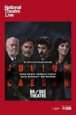 National Theatre Live: Julius Caesar (2018)