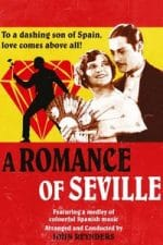 Nonton Film The Romance of Seville (1929) Subtitle Indonesia Streaming Movie Download