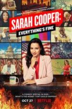 Nonton Film Sarah Cooper: Everything's Fine (2020) Subtitle Indonesia Streaming Movie Download