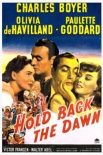 Nonton Film Hold Back the Dawn (1941) Subtitle Indonesia Streaming Movie Download