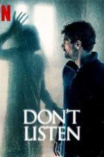 Nonton Film Don't Listen (2020) Subtitle Indonesia Streaming Movie Download