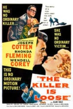Nonton Film The Killer Is Loose (1956) Subtitle Indonesia Streaming Movie Download