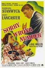 Nonton Film Sorry, Wrong Number (1948) Subtitle Indonesia Streaming Movie Download