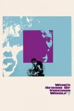 Nonton Film Who's Afraid of Virginia Woolf? (1966) Subtitle Indonesia Streaming Movie Download