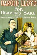 Nonton Film For Heaven's Sake (1926) Subtitle Indonesia Streaming Movie Download