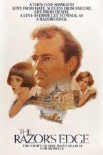 Nonton Film The Razor's Edge (1984) Subtitle Indonesia Streaming Movie Download