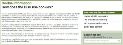 Sample Cookies Policy Template - TermsFeed