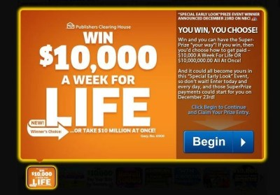 Sweepstakes - TermsFeed