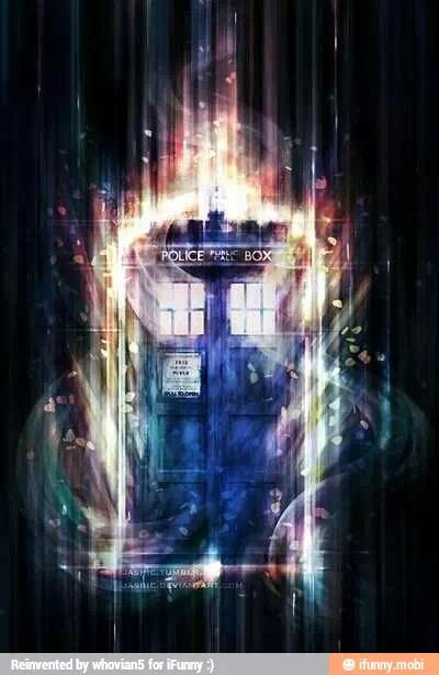 Doctor Who Tardis Wallpaper Iphone 17 | The Art Mad
