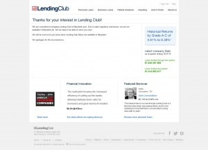 I Would Love to do Peer to Peer Lending but... - The Broke Professional
