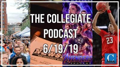 collegiatepodcastthumbnail - The Collegiate Live