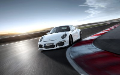 Why The 2015 Porsche 911 GT3 RS, Sadly, Won't Have A Stick Shift   The Daily Dose Of Awesome