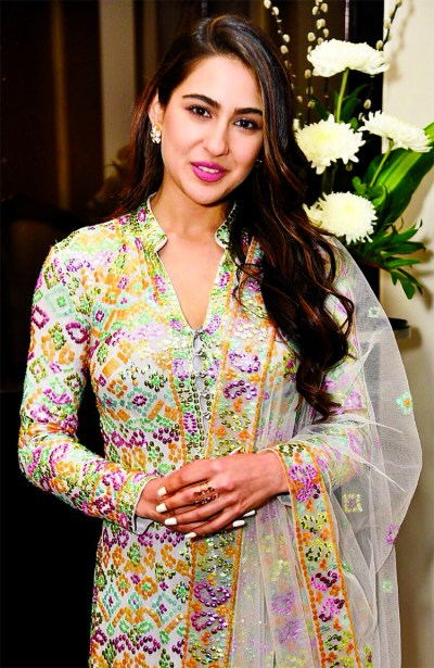 Why Sara Ali Khan's December debut is special - The New Nation
