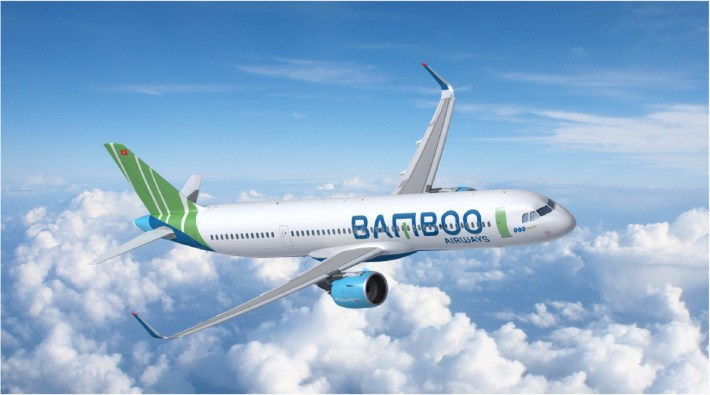VIETNAMESE BAMBOO AIRWAYS LAUNCHES NEW BRAND, CREATED BY LIFT STRATEGIC DESIGN | Article - Sat ...