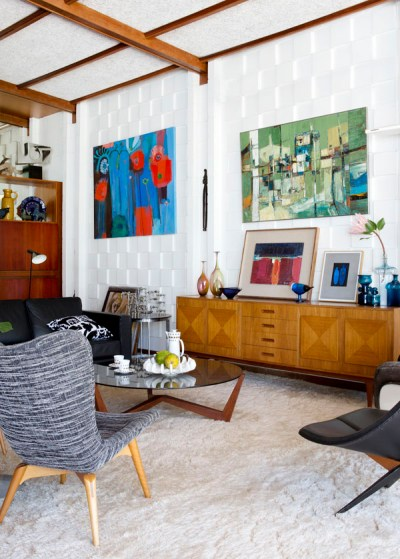 Mark and Christine Baxter and Family - The Design Files | Australia's most popular design blog.
