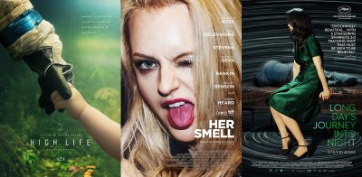 Posterized April 2019: 'High Life,' 'Her Smell,' 'Long Day ...