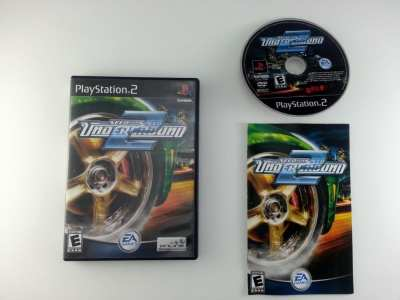 Need for Speed Underground 2 game for Playstation 2 (Complete) | The Game Guy