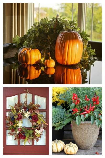 Tips for Fall Decorations - Natural and Easy Autumn Decor Ideas