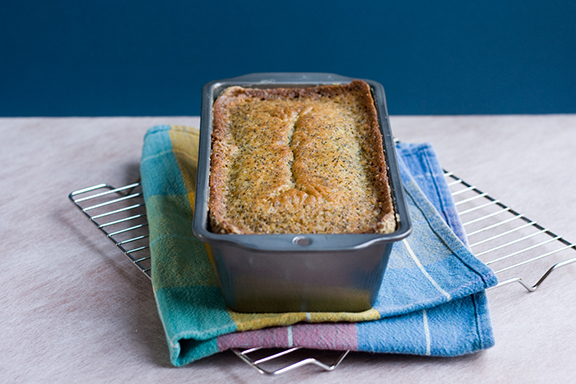 LEMON POPPY SEED CHIA LOAF