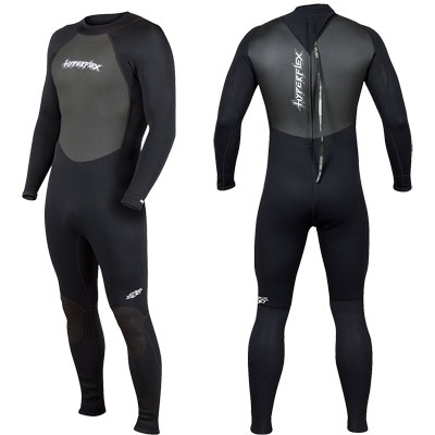 Hyperflex Wetsuits Mens Full Suit