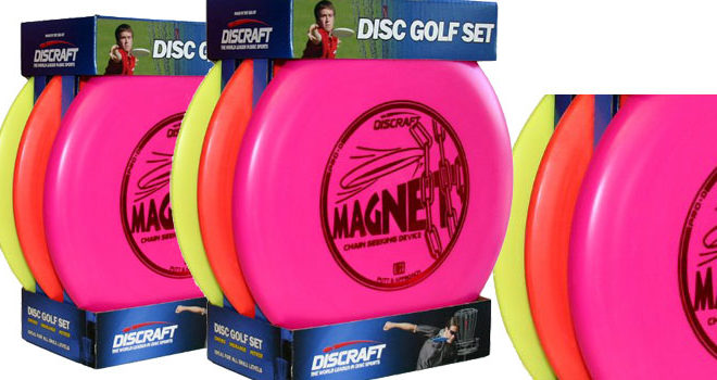 Discraft Beginner Disc Golf Set Review