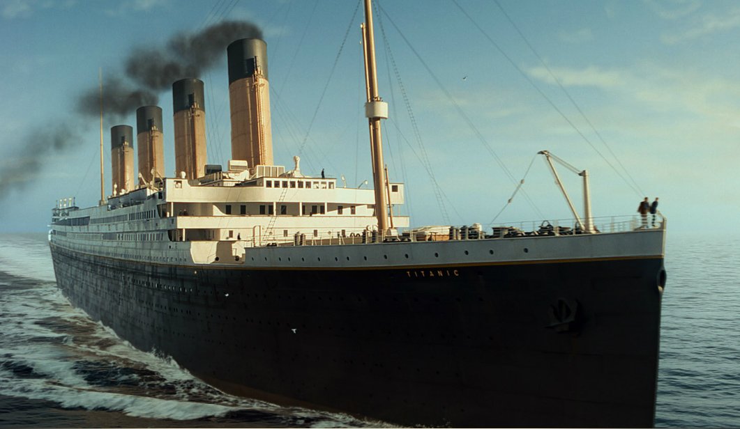 Fact   Fiction  Titanic  1997      History in the  Re Making