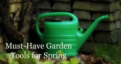 Must Have Garden Tools for Spring Gardening(1)