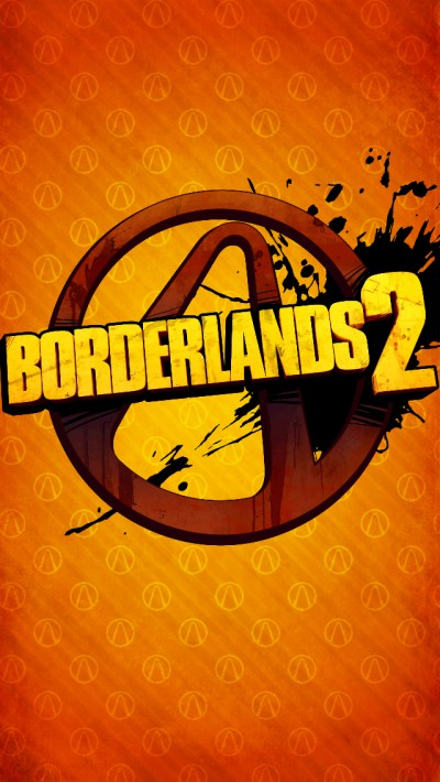 Borderlands 2 - The iPhone Wallpapers