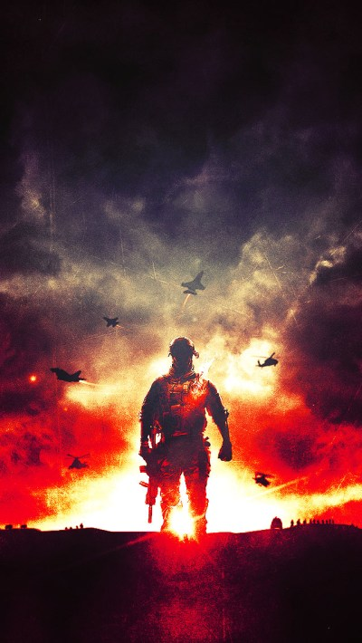 Battlefield 4 Games - The iPhone Wallpapers
