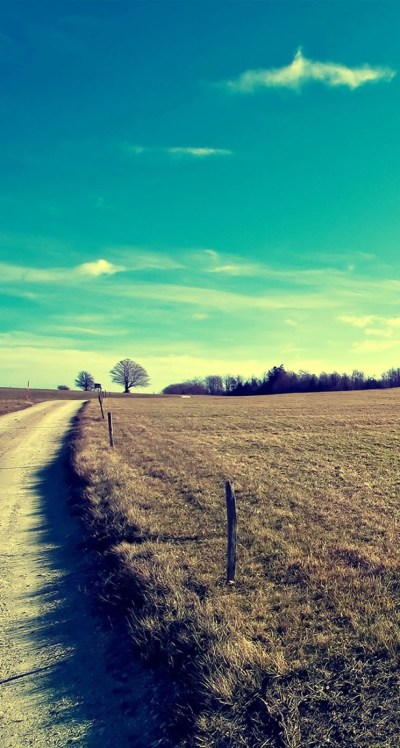 Landscape Farming - The iPhone Wallpapers