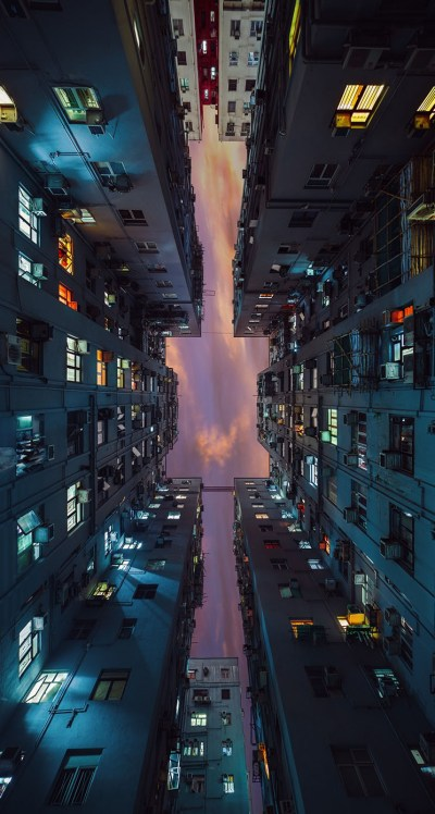 Inside Chungking - The iPhone Wallpapers