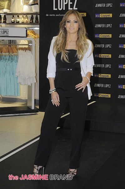J.Lo Promotes Jennifer Lopez Fashion Collection in Mexico City [Photos] - theJasmineBRAND