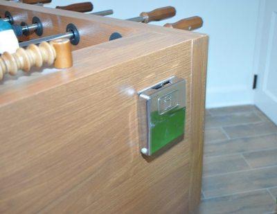 Harvard Deluxe Wood Foosball Table | The Local Vault