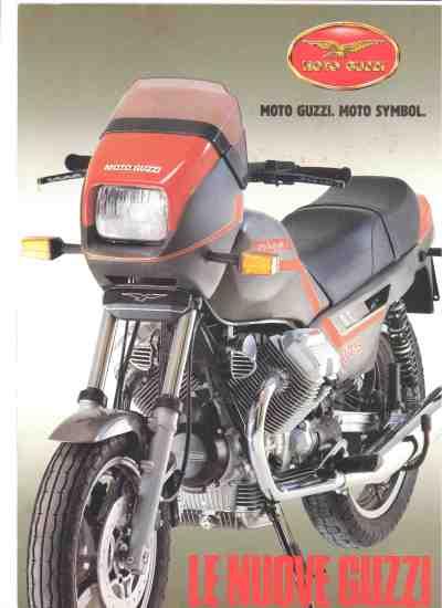 Moto Guzzi V75. – the marquis
