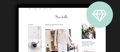 50+ Best Beauty Fashion & Lifestyle Blog WordPress Themes 2017