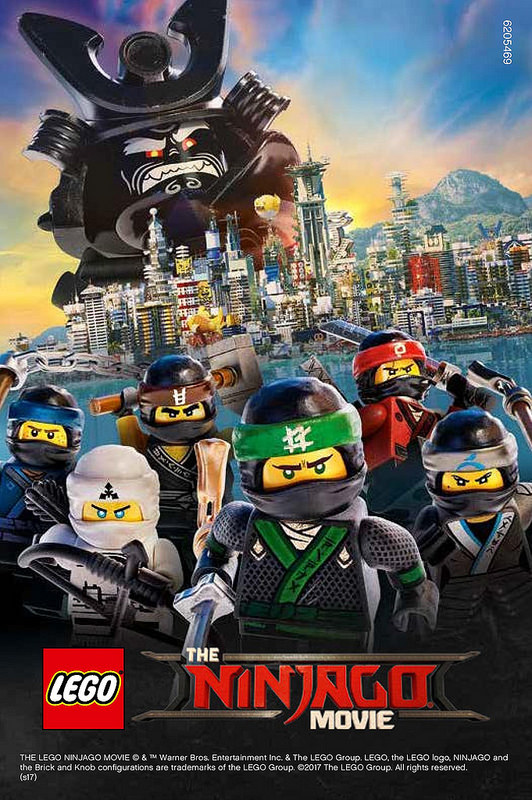 The Lego Ninjago Movie  Nothing New  But Looks Pretty     Pop Culture     This week sees the