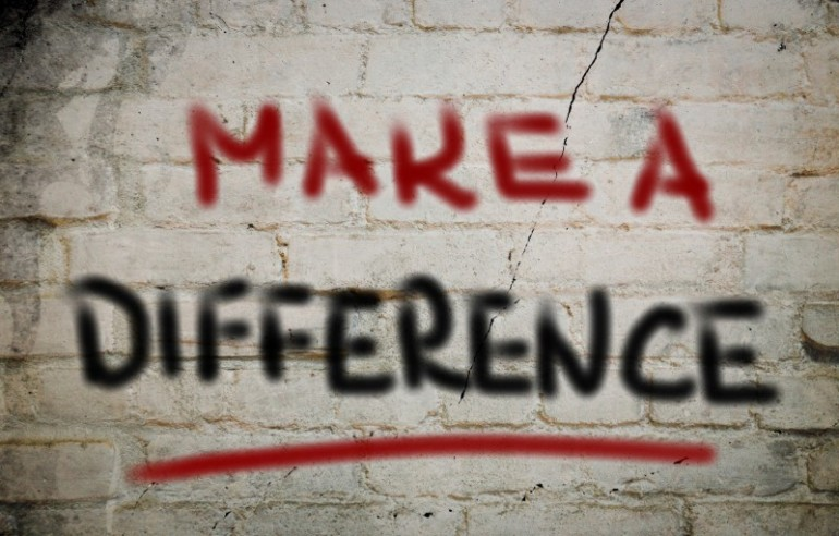 6 Tips for Making a Difference   The People Group If you aren t making a difference in other people s lives  you shouldn t be  in business  It s that simple