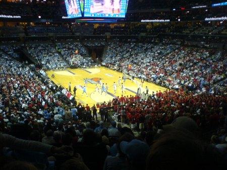 Unc Davidson Basketball Tickets