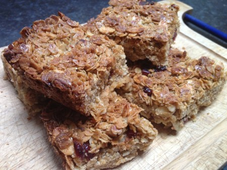 Delicious Oaty Flapjacks