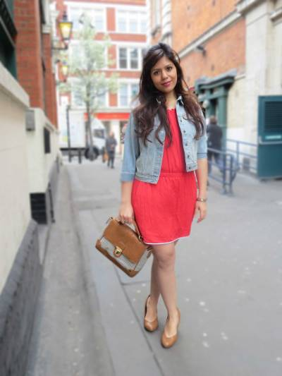 One Dress Two Looks - The Red Notebook Blog   Asian ...
