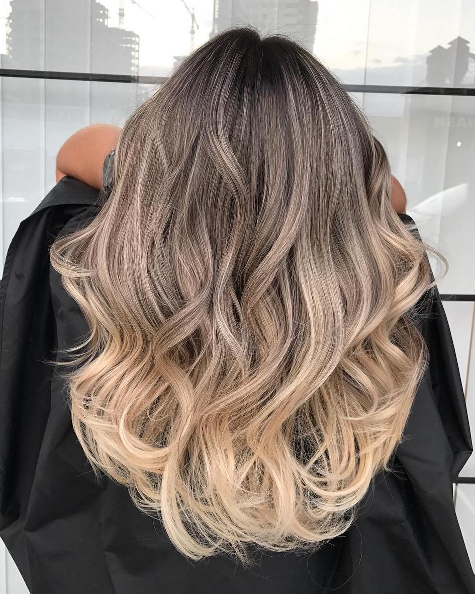 Ombre Hair Color Ideas for 2018     The Right HairStyles What is the Difference Between Balayage and Ombre