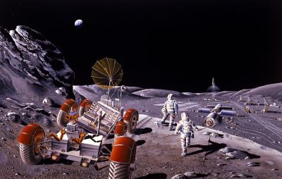 European Space Agency Announces Plan to Build Moon Colony by 2030   The Science Explorer