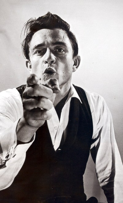 YOU LOOK SO MONEY — JOHNNY CASH | SLICKED BACK STYLE OF THE '50s & '60s | The Selvedge Yard